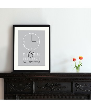 Personalised Time Clock